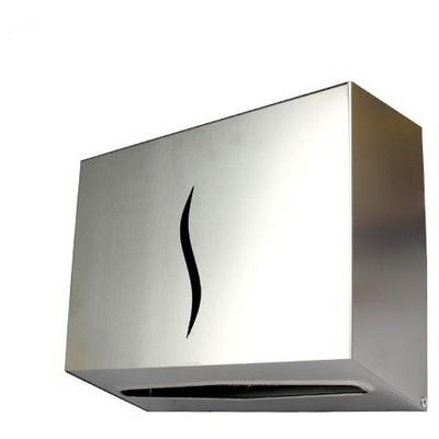 Dayco Kağıt Havlu Dispenseri Z Katlama Paslanmaz Çelik 304 Kalite