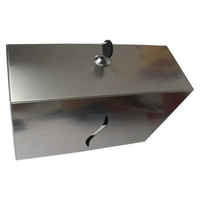 Dayco Z Katlama Paslanmaz Çelik 304 Kalite Kağıt Havlu Dispenseri