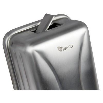 Dayco Köpük Sabunluk Paslanmaz Çelik Dikey Sabun Dispenseri