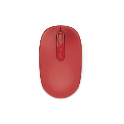 Microsoft Wireless Mobile 1850 Mouse - Kırmızı (U7Z-00033)
