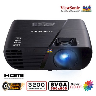 Viewsonic PJD5155 SVGA Projektör Projeksiyon Cihazı