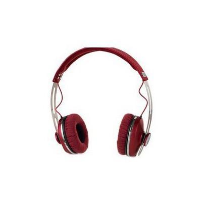 Sennheiser Momentum -kırmızı Kafa Bantlı Kulaklık