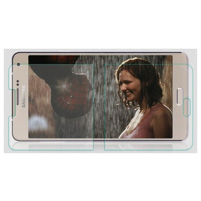 Microsonic Temperli Cam Ekran Koruyucu Samsung Galaxy A7 Film Ekran Koruyucu Film