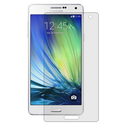 Microsonic Ultra Şeffaf Ekran Koruyucu Samsung Galaxy A7 Film Ekran Koruyucu Film