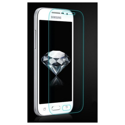 Microsonic Temperli Cam Ekran Koruyucu Samsung Galaxy Core Prime Film Ekran Koruyucu Film
