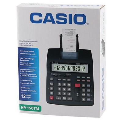 Casio Hr-150tm Şeritli Hesap Makinesi