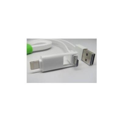 Inova Invusb09 Iphone 5/6, Micro Usb Samsung/lg/htc Micro Usb Dual Şarj - Data Kablosu Dönüştürücü Kablo