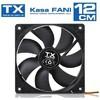 TX 12cm Kasa Fanı (CCF12BK)