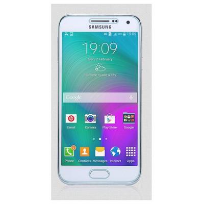 Microsonic Temperli Cam Ekran Koruyucu Samsung Galaxy E5 Film Ekran Koruyucu Film