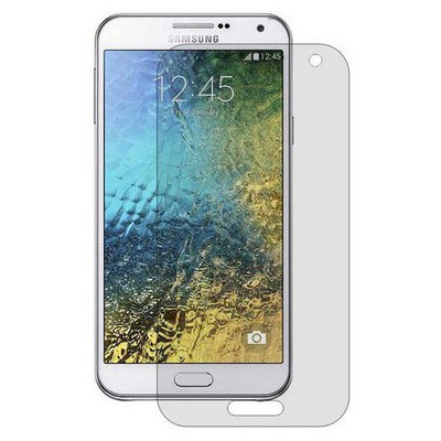 Microsonic Ultra Şeffaf Ekran Koruyucu Samsung Galaxy E7 Film Ekran Koruyucu Film