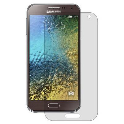 Microsonic Ultra Şeffaf Ekran Koruyucu Samsung Galaxy E5 Film Ekran Koruyucu Film