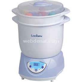 Loobex 0601 Multifonksiyonel 5 Işlevli Buhar Sterilizatörü Pratik Mutfak Aletleri
