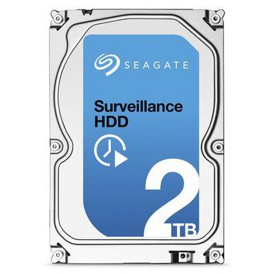 Seagate 2TB 64MB ST2000VX003 Surveillance HDD