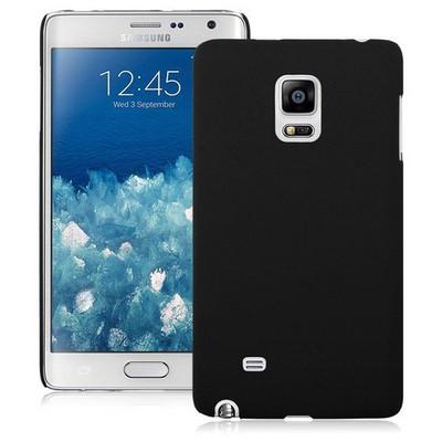 Microsonic Premium Slim Samsung Galaxy Note Edge Kılıf Siyah Cep Telefonu Kılıfı