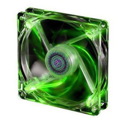 Cooler Master BC 120 Yeşil LED Kasa Fanı (R4-BCBR-12FG-R1)