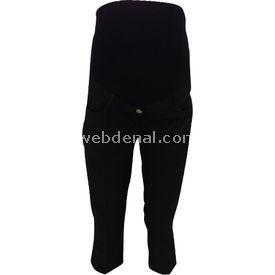 Hell Klar Pamuk Saten Kapri Siyah 40 Pantolon, Şort, Tayt