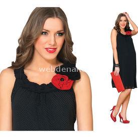 entarim-hamile-sifon-elbise-siyah-40