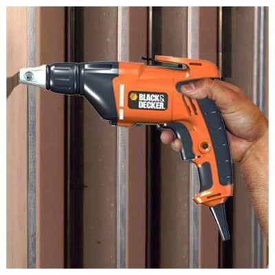 Black & Decker Bdsg500 520watt Alçı Panel Tornavidası Matkap