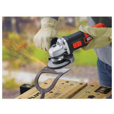 Black & Decker G720 820watt 115mm Avuç Taşlama