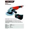 Black & Decker Bpgp1518 1300watt 180mm Profesyonel Polisaj Makinesi Zımpara / Polisaj