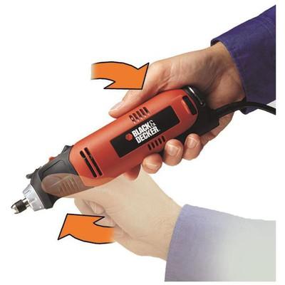 Black & Decker Rt650ka 90watt Çok Amaçlı Hobi Alet Seti Hobi Ürünü