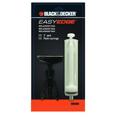 Black & Decker Bdpe401 Yedek Oynar Başlık Ve Yedek Boya Tüpü Boya Tabancası