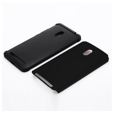 Microsonic Slim Fit Dual Layer Armor Asus Zenfone 5 Kılıf Siyah Cep Telefonu Kılıfı