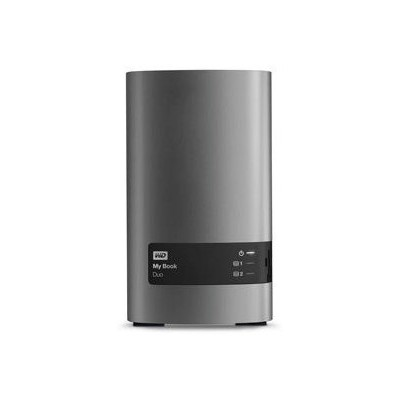 WD 8TB My Book Duo Harici Disk (WDBLWE0080JCH)