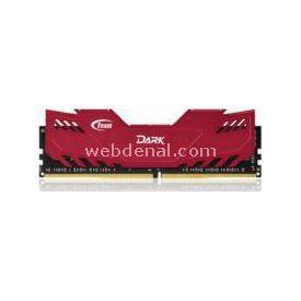 Team DARK (TM3D160081RD) 8GB, DDR3-1600MHZ, CL9, (SOĞUTUCULU), BELLEK RAM