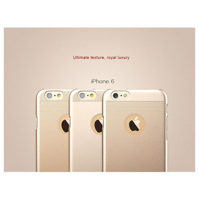 Microsonic Totu Design Ambulatory Series Iphone 6 Kılıf Gold Glamor Queen Cep Telefonu Kılıfı