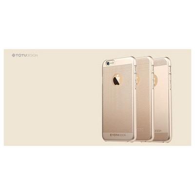 Microsonic Totu Design Ambulatory Series Iphone 6 Kılıf Gold Classic Noble Cep Telefonu Kılıfı