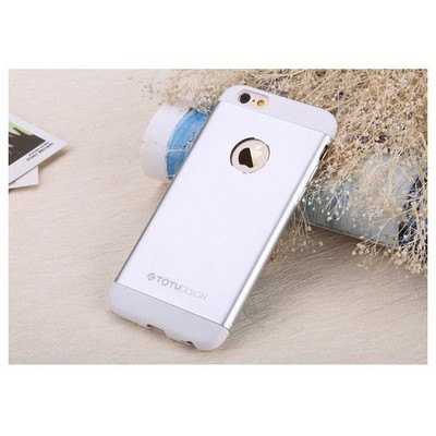 Microsonic Totu Design Knight Series Iphone 6 Plus Kılıf White Cep Telefonu Kılıfı