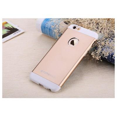 Microsonic Totu Design Knight Series Iphone 6 Kılıf Gold Cep Telefonu Kılıfı