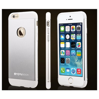 Microsonic Totu Design Knight Series Iphone 6 Kılıf White Cep Telefonu Kılıfı