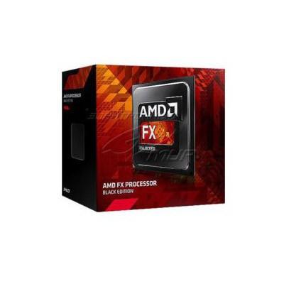 AMD FX-8370 Sekiz Çekirdekli Wraith Soğutuculu İşlemci