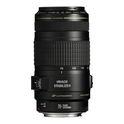 Canon Lens EF 70-300mm f-4-56 L IS USM