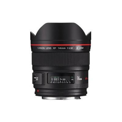 Canon Ef 14mm F/2.8l Iı Usm Lens