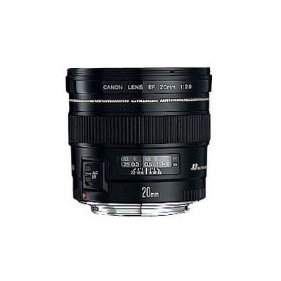 Canon Lens EF 20mm f-2.8 USM