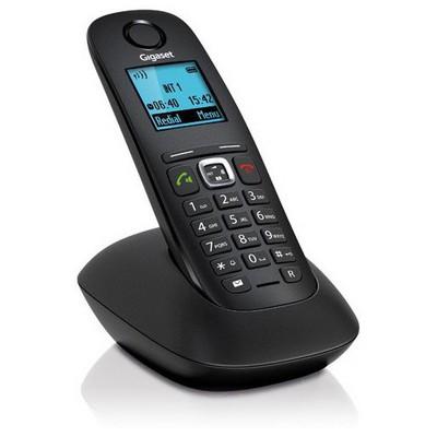 Gigaset A540 Dect Telefon - Siyah Telsiz Telefon