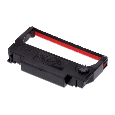 Epson C43s015376 Erc-38br, Black&red Rıbbon Şerit
