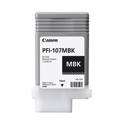 Canon PFI-107MBK Mat Siyah Kartuş