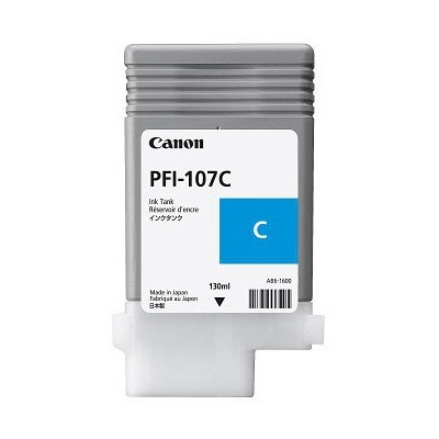 Canon PFI-107C Mavi Kartuş
