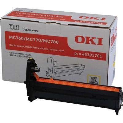 OKI 45395701 Sarı  / Mc760, Mc770, Mc780 / 30000 Sayfa Drum