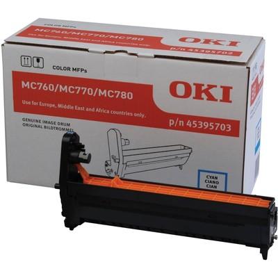 OKI 45395703 Mavı  / Mc760, Mc770, Mc780 / 30000 Sayfa Drum