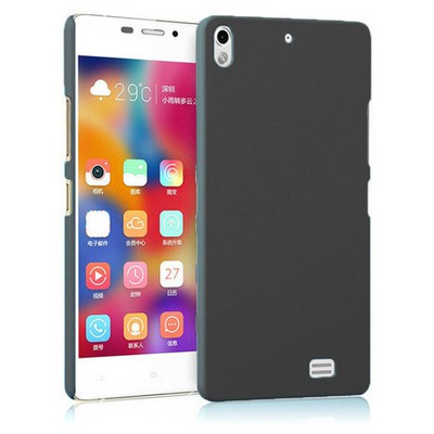 Microsonic Premium Slim General Mobile Discovery Air Kılıf Siyah Cep Telefonu Kılıfı