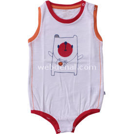 Aziz Bebe 1263 Çıtçıtlı Bebek Body Ekru 0-3 Ay (56-62 Cm) Kız Bebek Body