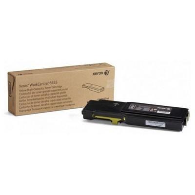 Xerox  106r02754 Workcentre 6655 Sarı Toner Kartuşu