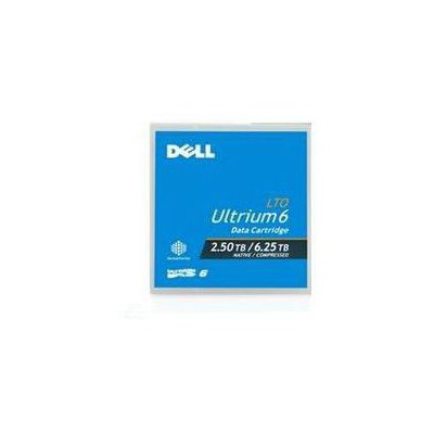 Dell Pvlto6-5p Lto-6 Tape Cartridge, 5-pack - Kit Sunucu Aksesuarları