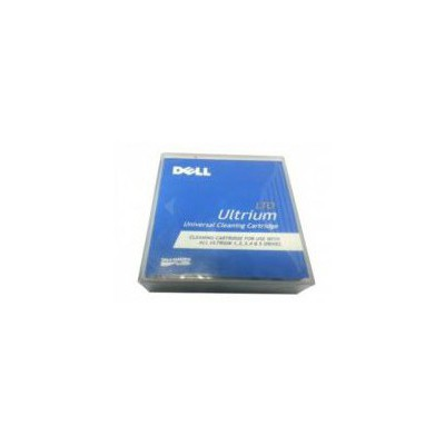 Dell Pvlto-cln Lto Tape Cleaning Cartridge Dell-branded - No Barcode Included - Kit Veri Depolama Cihazı