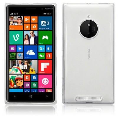Microsonic Clear Soft Şeffaf Nokia Lumia 830 Kılıf Cep Telefonu Kılıfı